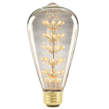 lights will save you money on your electric bill while giving you a - Decorative Light Bulbs